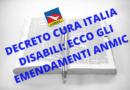 GLI EMENDAMENTI DI ANMIC AL DECRETO CURA ITALIA PER LE PERSONE CON DISABILITÀ – ANMIC