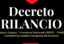 """ANMIC – DECRETO RILANCIO: """"LE NOSTRE PREOCCUPAZIONI SONO ANCHE LAVORO E PENSIONE DI INVALIDITÀ"""" – ANMIC"""