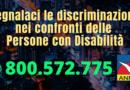 Cagliari: ascensore del cinema guasto? L'ANMIC risolve il problema.