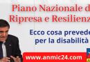 Piano nazionale di ripresa e resilienza: ecco cosa prevede per la disabilità