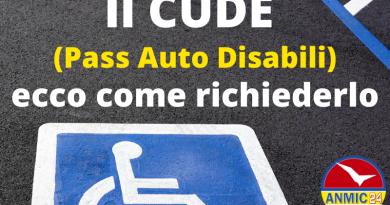 Il contrassegno unico disabili europeo (Cude) arriva in Italia